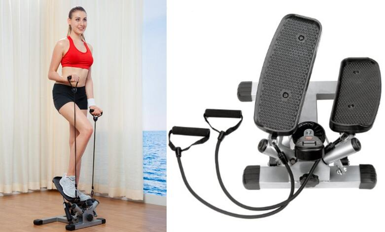 Sunny Health & Fitness Twister Stepper Under60