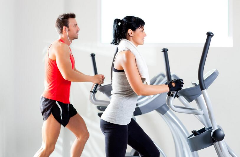 best gym elliptical workout