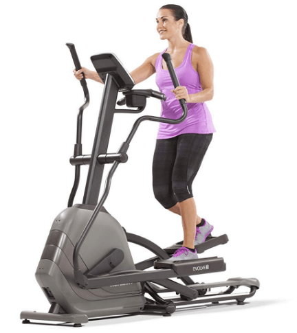 best elliptical folding