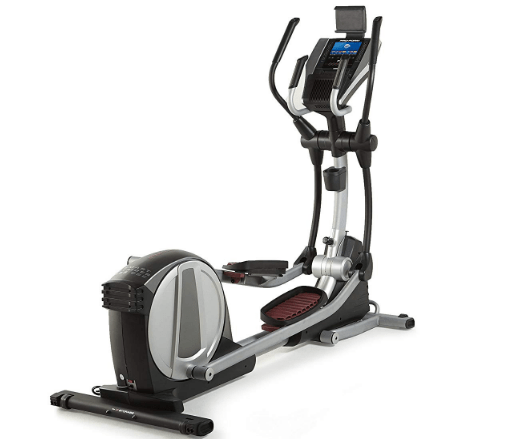 proform folding elliptical