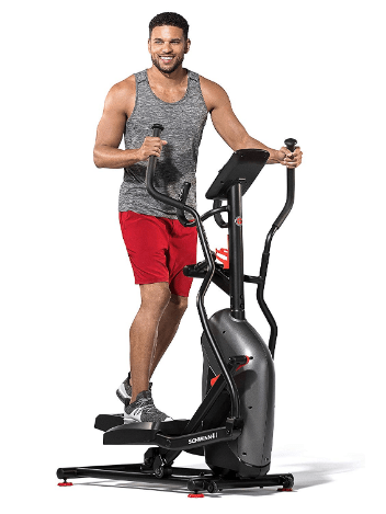 Compact Elliptical Machine
