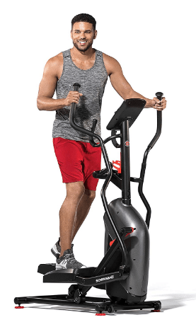 compact elliptical for home