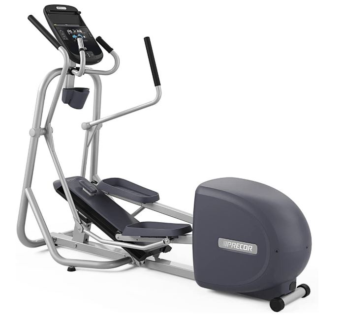 elliptical crosstrainer rear drive