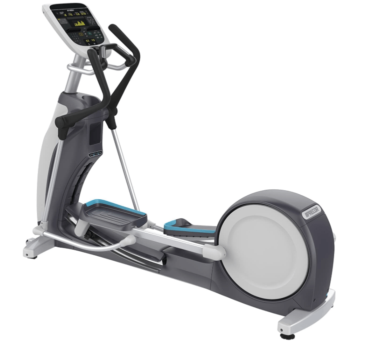 rear drive commercial elliptical