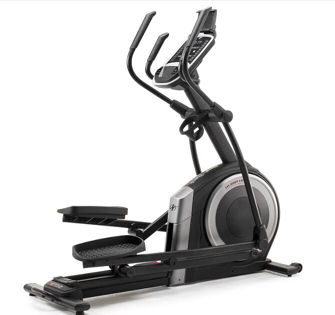 elliptical nordictrack review